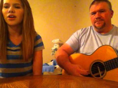 Hannah & Gaylon Harper From the Depths of My Heart (raw footage)