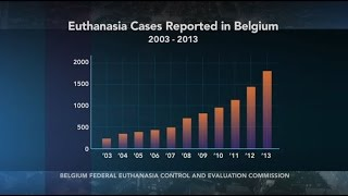 Viewers respond to report about euthanasia in Belgium