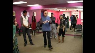 The Guru, Kishore Namit Kapoor, Training Students in Toronto