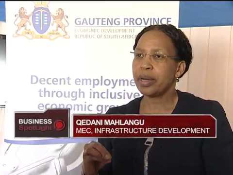 Gauteng's Township Enterprise Hubs Initiative