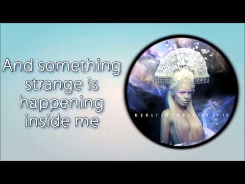 Chemical - Kerli with lyrics (on screen)