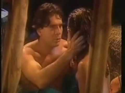 La nina de mis ojos con Lilibeth Morillo y Simon Pestana: A scene from the wonderful telenovel