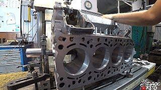 Мишин блок восстановлен,продаем мотор Ильдару Автоподбор.