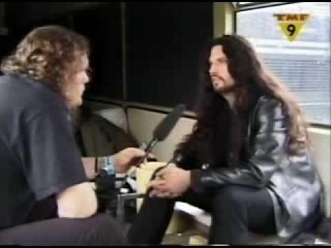 Sharlee D'Angelo Interview 1999 Mercyful Fate