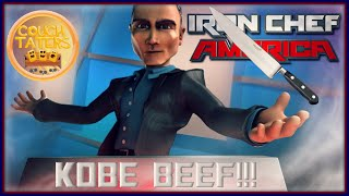 Iron Chef America Supreme Cuisine - Kobe Beef!!! - Couch Taters