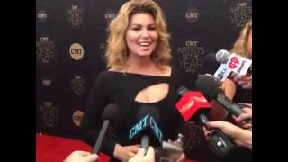 ARTIST OF A LIFETIME!!!!! : SHANIA TWAIN @ the 2016 Cmt's - red carpet ;) [pre-show interview]