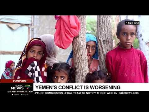 Just a reminder > Yemen conflict worsening: UN
