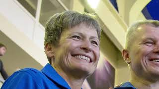 2019 Women in Space Science Honoree: Peggy A. Whitson, PhD