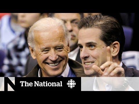 CBC News: The National: Hunter Biden denies unethical behaviour