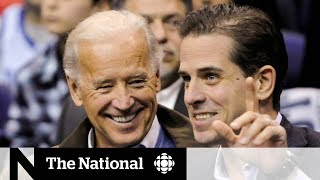 Hunter Biden denies unethical behaviour