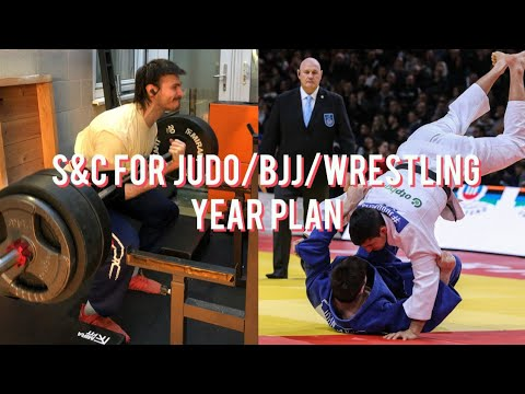 Strength and Conditioning Programming for Judo/BJJ/Wrestling | Year Plan indir