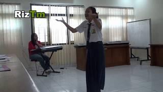 Juara 1 Vokal Solo FLS2N 2017 Kota Magelang