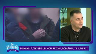 """R. Nastase: """"Am vorbit cu dealeri de droguri care actioneaza in scoli"""""""