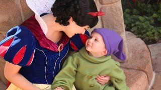 Jack Jack and Snow White Finally Reunite at Walt Disney World!