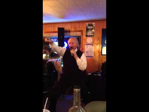 Butch and friends karaoke