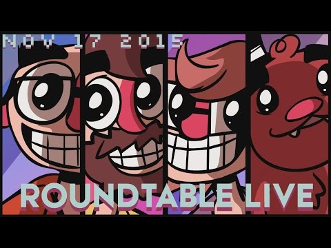 Roundtable Live! - 11/17/2015 (Ep.23) [Holiday AAA]