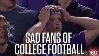 Sad fans of college football Week 8   ESPN