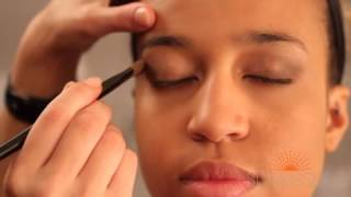 Natural. Beautiful. Glamorous. A Sunkissed makeup tutorial for Darker Skin Thumbnail