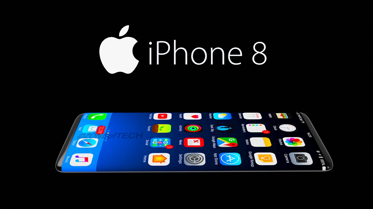 iphone 8 new features display battery price youtube. Black Bedroom Furniture Sets. Home Design Ideas