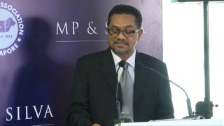 Football Association of Singapore - MP & Silva Partnership Announcement