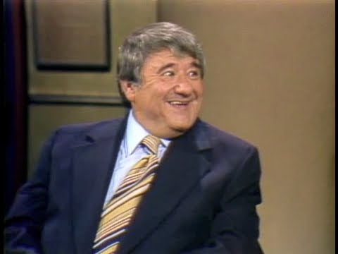 Buddy Hackett on Late Night, May 8, 1984