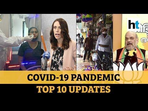 Covid update: World Bank on Indian economy; New Zealand virus-free; vaccine war
