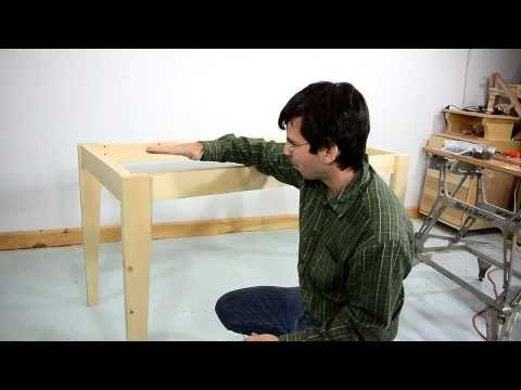 How to make a simple  table