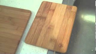 Totally Bamboo 3 Piece Cutting Board Set Review