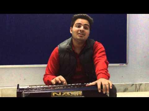 Aa bhi ja tu kahin se by bulla a music band