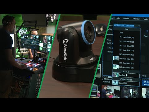 The New Screen Savers 113: Video Over IP with NewTek NDI