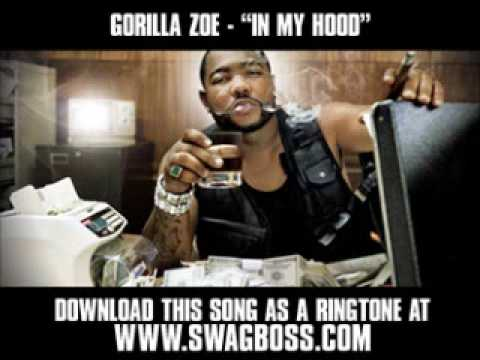 Gorilla Zoe - In My Hood [ New Video + Download ]