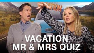 Do the Vacation stars know the lyrics to