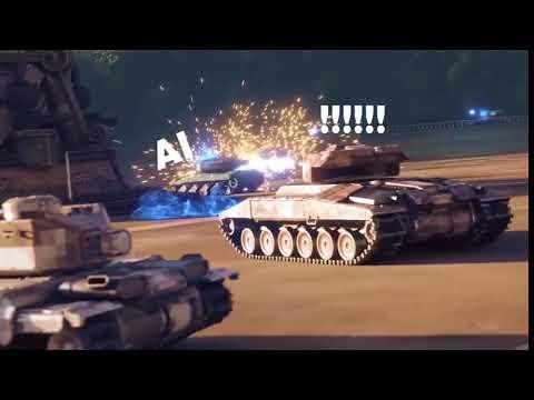 Tanki X – Cinematic Trailer  Versio Tanki X Studio