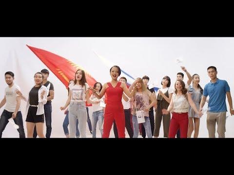Эксклюзив! Гульзат Мамытбек – Россия Матушка, вставай! Хит 2018 года  | #Kyrgyz Music