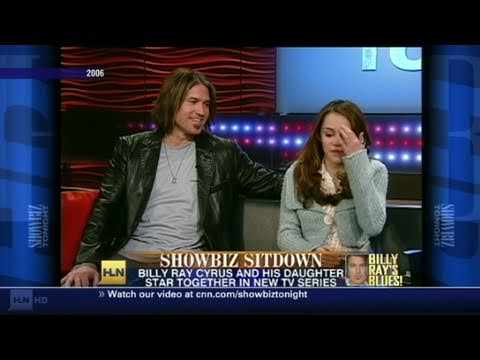 HLN:  Miley and Billy Ray's 'lost' interview
