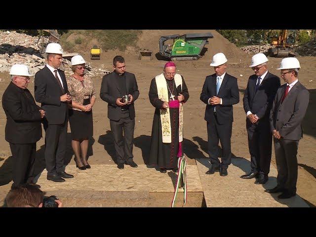 Több mint 1,3 milliárdos fejlesztés a Katolikus Gimnáziumban