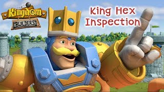 Kingdom Builders | Episode 7: King Hex Inspection | Cartoon Webisode for Kids