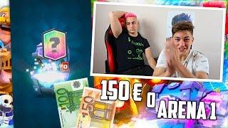¡¡GANAS 150€ O BAJAS A ARENA 1!! Clash Royale