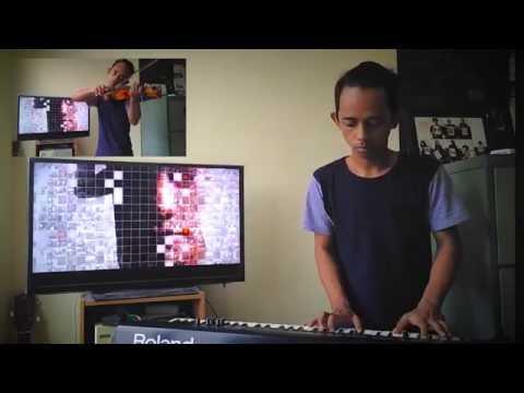 Asnur - Hingga Hari Tua Instrumental (Piano & Violin cover)