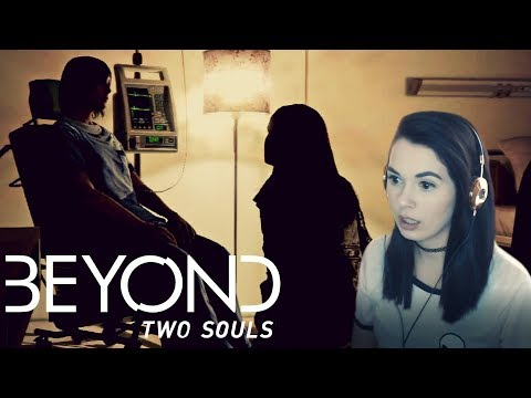 Beyond Two Souls (Part 10) MOMMY??