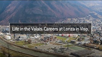 Careers with Lonza in Visp: The Best of Both Worlds