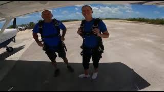 SkyDive Key West Monica