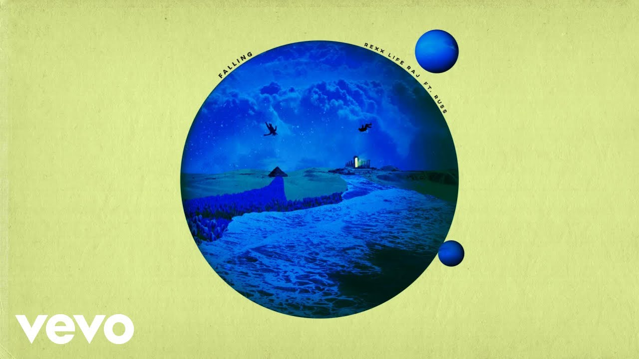 Rexx Life Raj - Falling (ft. Russ) [prod. Garza] (Official Audio)