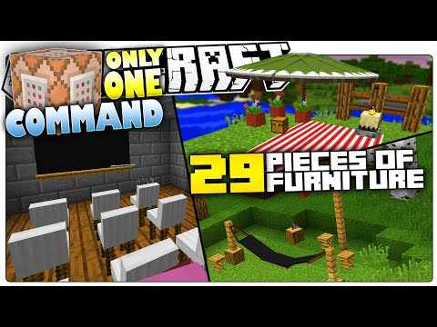 minecraft-|-5-custom-commands-that-add-29-new-furniture-in-minecraft-|-only-one-command-block