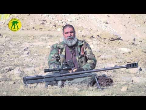 Iraqi PMU Sniper kills 321 ISIS fighters