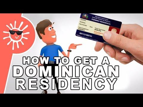 How To Get A Dominican Residency? | Kiskeya