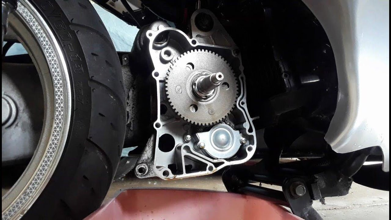 Gy6 Starter Clutch Replacement
