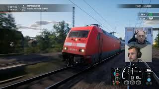Let's Play The DB BR 101! Train Sim World 2