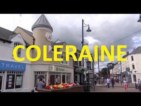UNITED KINGDOM: Coleraine (Nothern Ireland, UK)