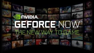 Trying out GeForce Now - Tell me what to play